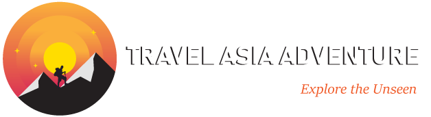 Travel Asia Adventure Logo